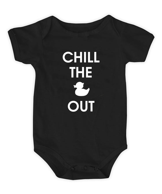 Chill the (Duck) Out Onesie