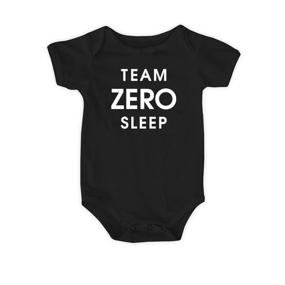 Team Zero Sleep Onesie