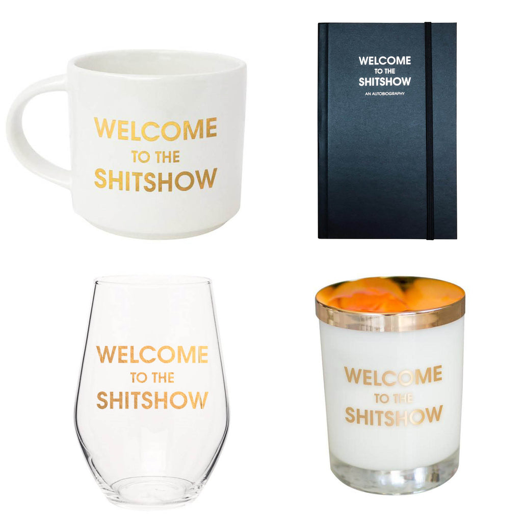 Welcome to the Shitshow Ultimate Gift Set