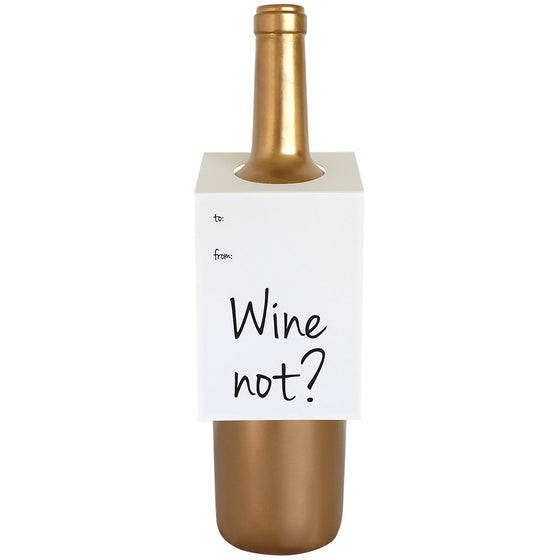 Wine Not Wine & Spirit Tag