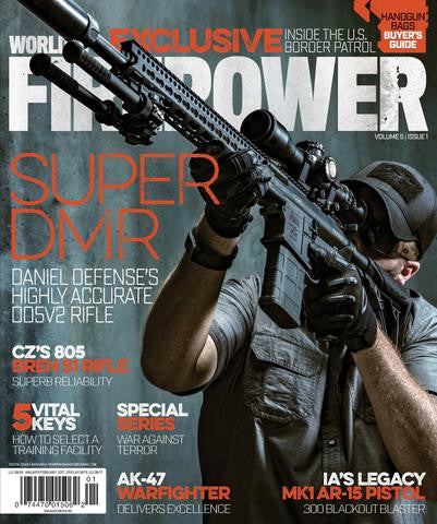 Industry Armaments MK1 AR-15 Pistol Feature - World of Firepower