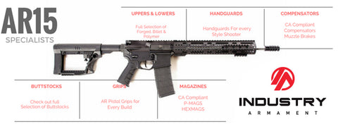 Industry Armament AR-15 Specialists