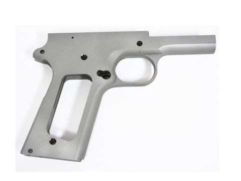 "1911 80% FULL SIZE 5"" PISTOL FRAME 416R WITH SMOOTH GRIP"