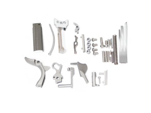 "1911 FULL SIZE 5"" FRAME COMPLETION SMALL PARTS KIT 416 STAINLESS"