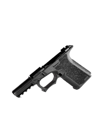 80% LOWER & JIG | GLOCK COMPACT PISTOL  | 9MM & .40 | POLYMER - WHITE
