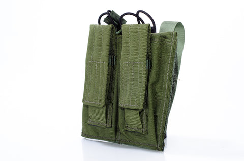 Hybrid Mag Pouch Double