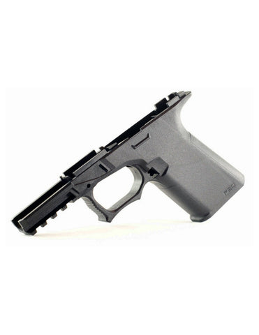 80% LOWER & JIG | GLOCK COMPACT PISTOL  | 9MM & .40 | POLYMER - BLACK READY MOD