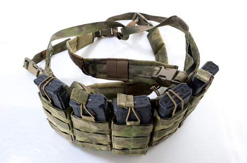 Atlanta Slim Chest Rig - Split Front