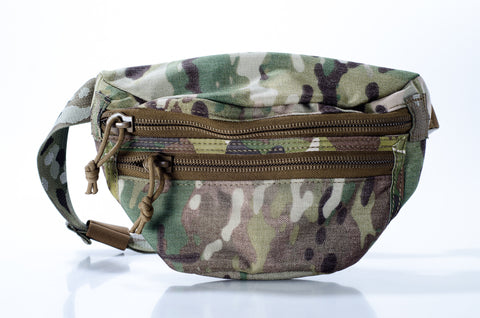 NUT RUCK TACTICAL HIP BAG
