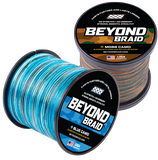 Beyond Braid Blue & Moss Camo 300 - 2000 Yard Spools