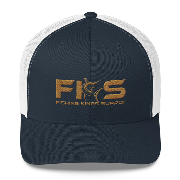 Fishing King Supply Trucker Cap