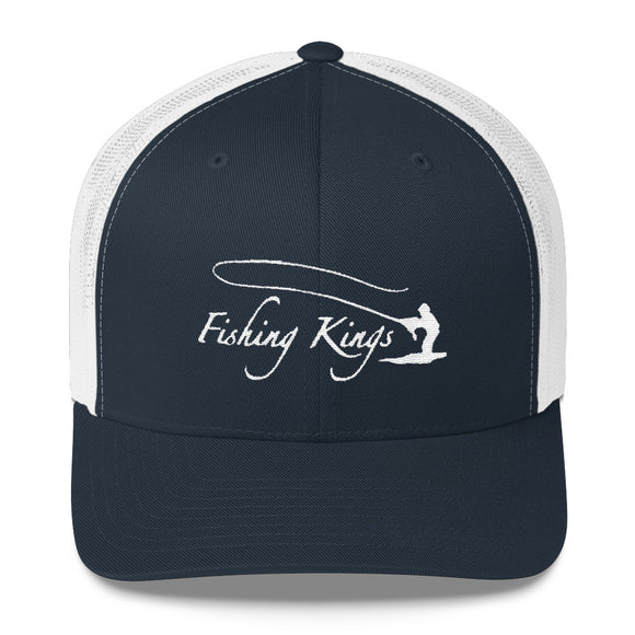 Fishing Kings Trucker Hat