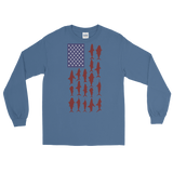 United States Of Fishing Long Sleeve Performance Shirt