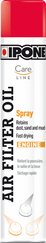 IPONE - AIR FILTER OIL SPRAY 750ML - ACEITE FILTRO AIRE