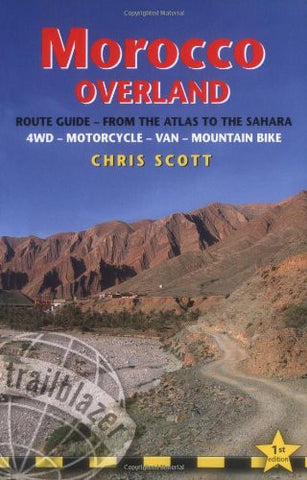 MOROCCO OVERLAND - CHRIS SCOTT
