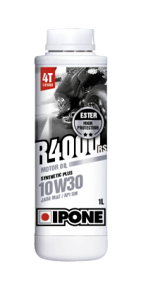 IPONE - R4000 RS 10W30 - ACEITE MOTOR