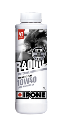 IPONE - R4000 RS 10W40 - ACEITE MOTOR