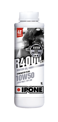 IPONE - R4000 RS 10W50 - ACEITE MOTOR