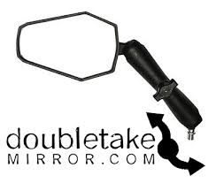 DOUBLETAKE MIRROR - RETROVISOR ADVENTURE
