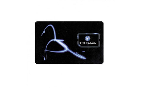 THURAYA - TH-SIM PACK - PACK SIM ESTÁNDAR
