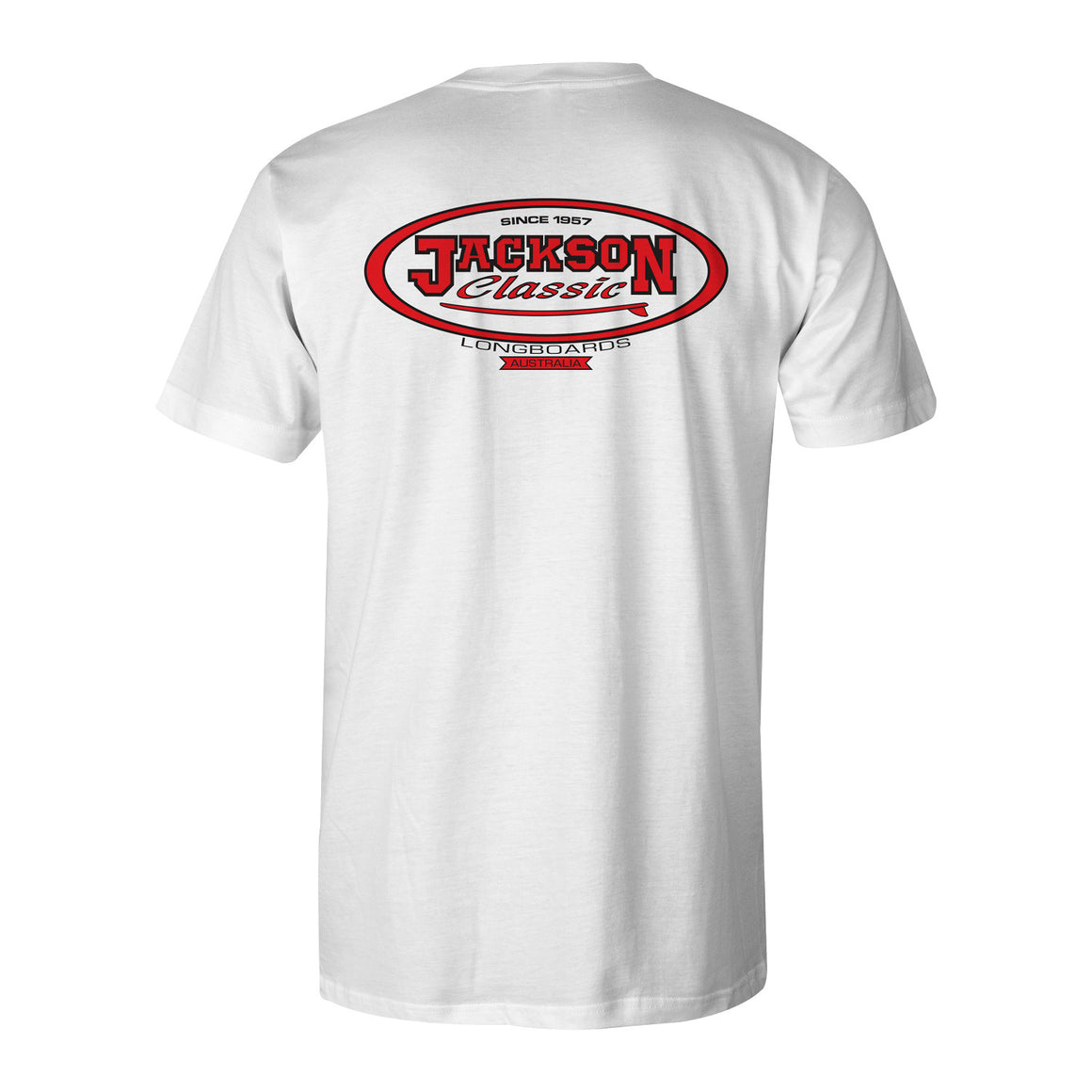 Jackson Surfboards T-Shirt White