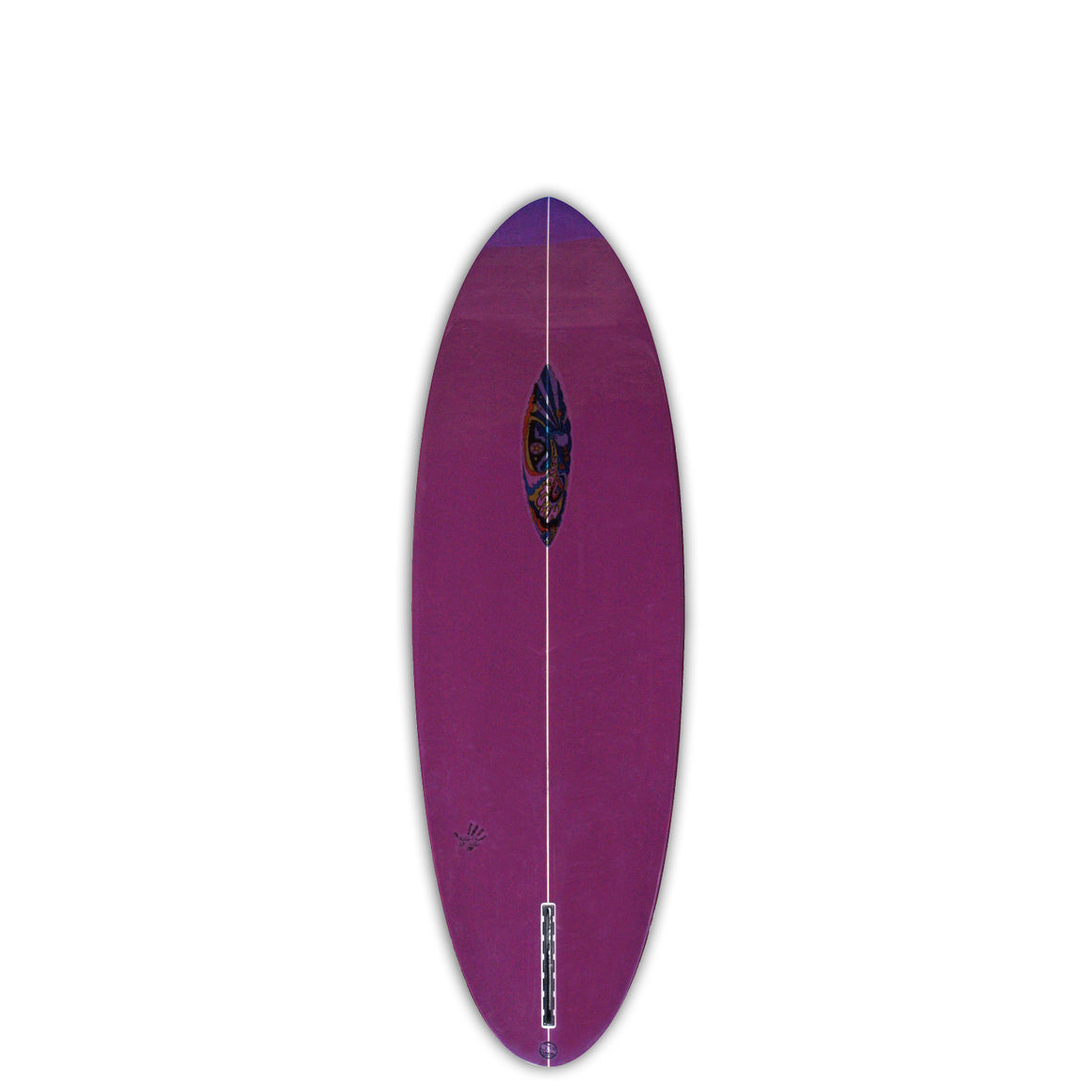 The JEGG - Jackson Single Fin Egg