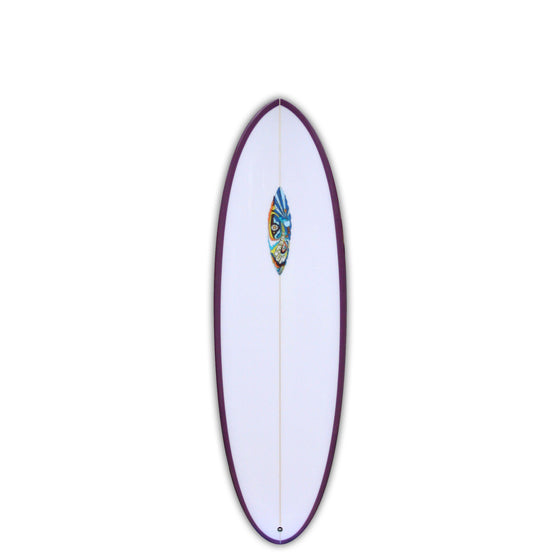 The JEGG - Jackson Single Fin Egg - Jim Parkinson Signature Series
