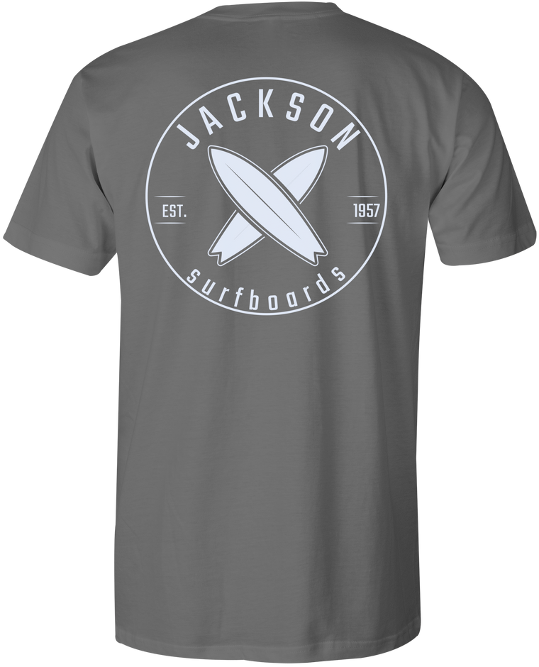Jackson Surfboards T-Shirt Black