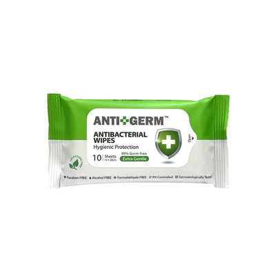 Anti Germ Antibacterial Wipes