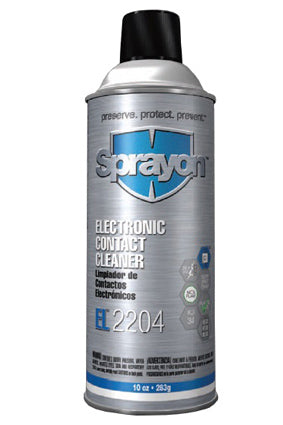 Sprayon® EL™2204 Electronic Contact Cleaner