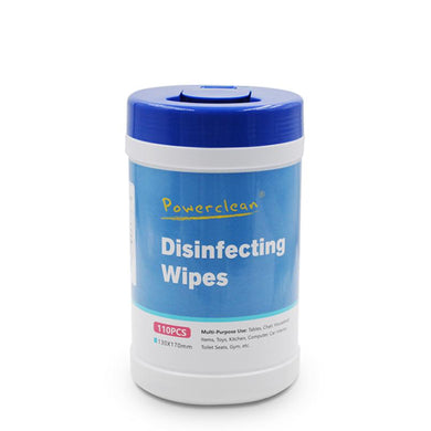 Powerclean Disinfecting Wipes