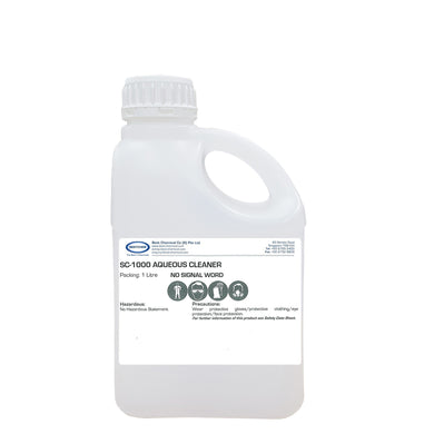 SC-1000 Aqueous Cleaner Concentrate