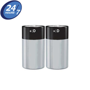 Size D Battery (For Battery Operated Pump)