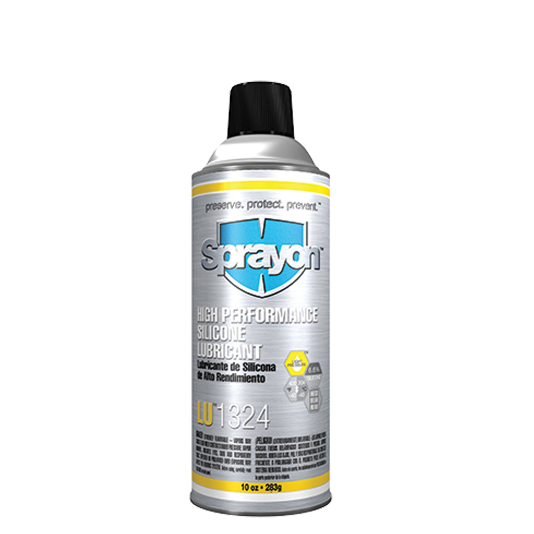 Sprayon® LU™1324 High Performance Silicone Lubricant