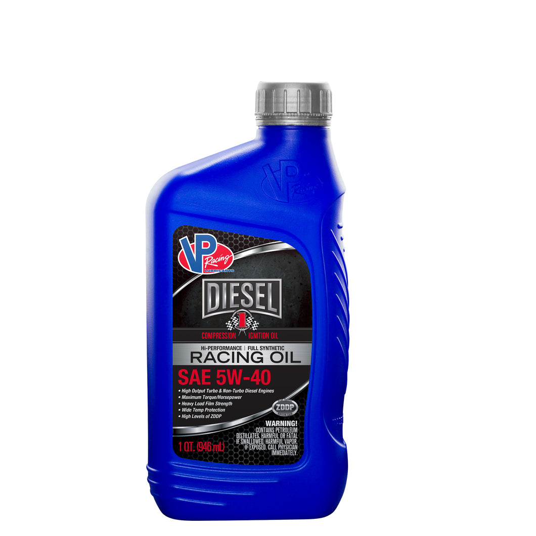 VP CI1 SAE HI-Performance Diesel Engine Oil 5W-40