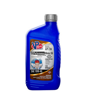 VP HI-Performance Synthetic Blend Motor Oil 10W-40