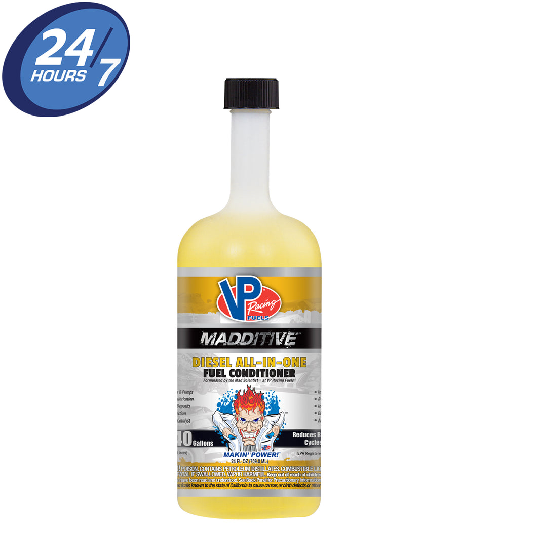 VP Madditive™ Diesel All-In-One Fuel Conditioner