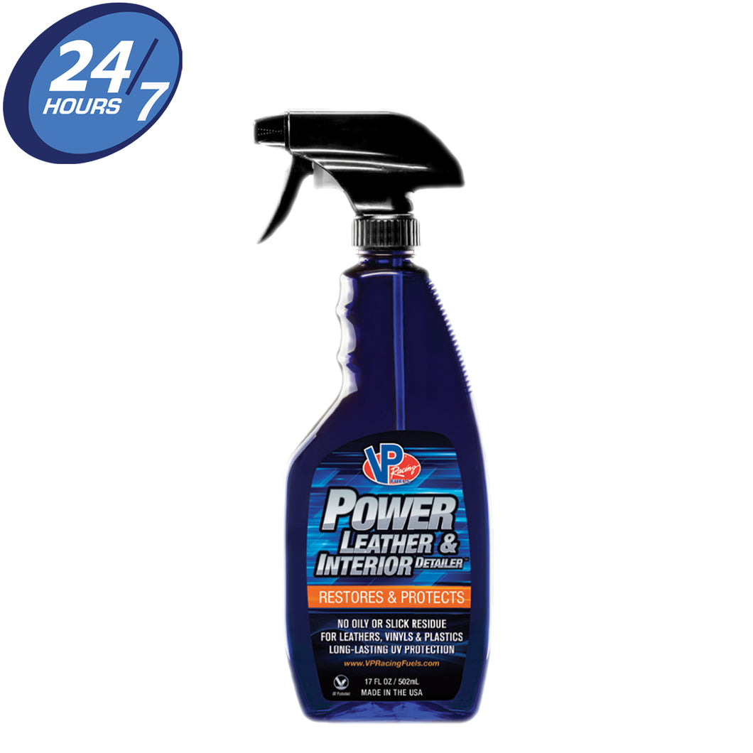 VP Power Leather & Interior Detailer™