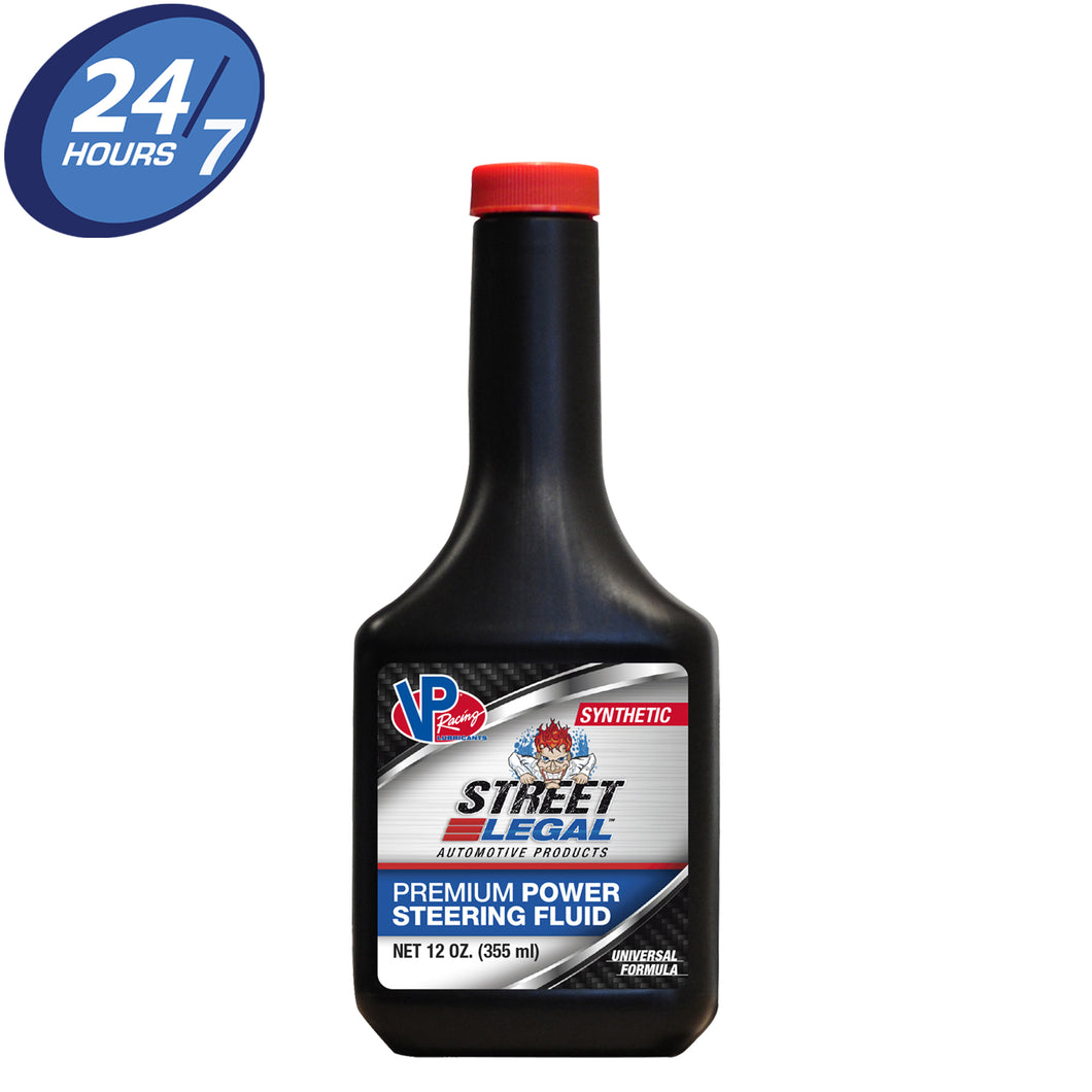 VP® Street Legal Power Steering Fluid - Synthetic Universal Formula