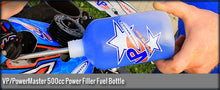 500cc Power Filler fuel bottle