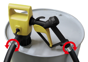 Electric Oil Drum Pump (Heavy Duty/High Speed)