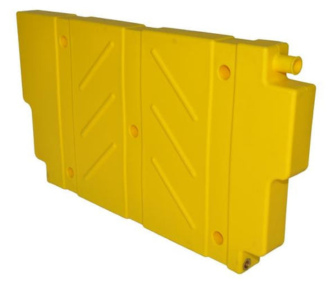 Boab Poly 45L Vertical or Flat Mount Diesel Fuel Tank