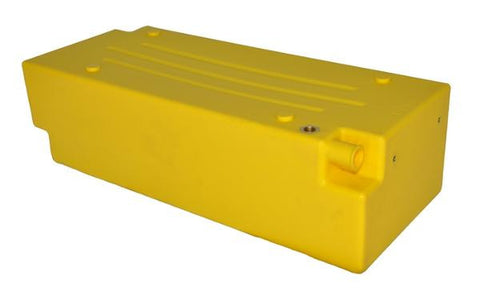 Boab Poly 58L Vertical or Flat Diesel Fuel Tank