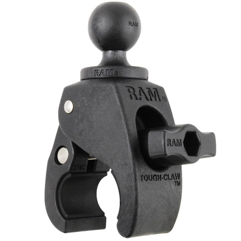 "RAM Small Tough-Claw™ with B Size 1"" Diameter Rubber Ball"