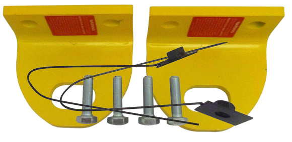 Roadsafe Tow Points Nissan Navara D40