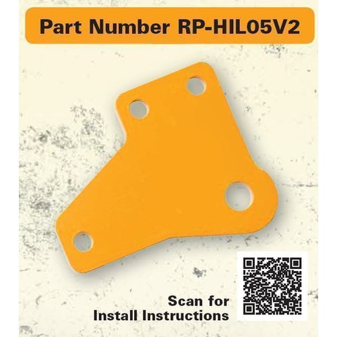 Roadsafe Tow Points Toyota Hilux (KUN) 2005 - on