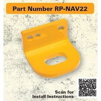 Roadsafe Tow Points Nissan Navara D22