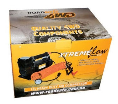 Roadsafe Air Compressor 160L