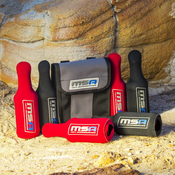 MSA Bottle and Can Accessories
