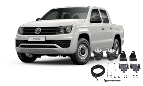 Airbags to suit VW Amarok 2H V6 17-18